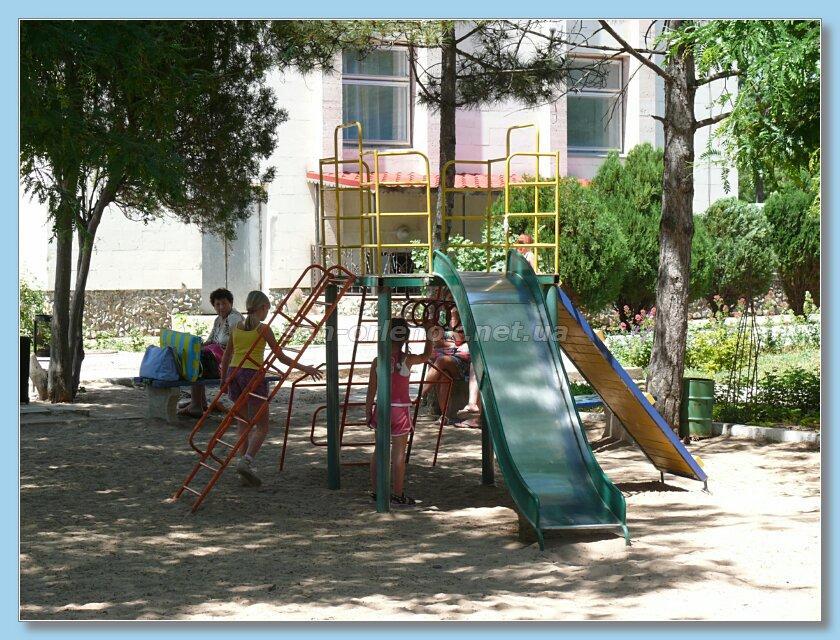 санаторий - Евпатории в лечение Родина Детский детей